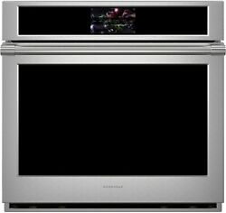 Monogram 30 Stainless Steel Smart Single Electric Wall Oven Zts90dpsnss