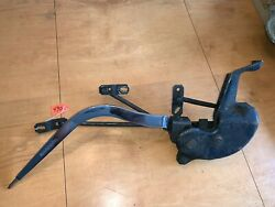 69-72 Nova Factory Muncie Shifter With Rods And Levers Bench Seat
