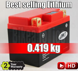 Jmt Lithium Motorcycle Battery Ytx5l - Kymco Scout 50 - 1997- 1999