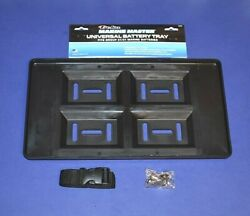 Universal Group 27 / 31 Battery Tray Marine Master For Boat Rv 14 X 7 7/8