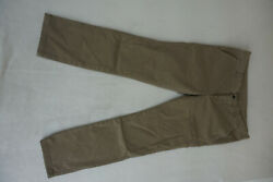 7 For All Mankind Chinos Ladies Stretch Jeans Trousers 3128 W31 L28 Khaki ad5
