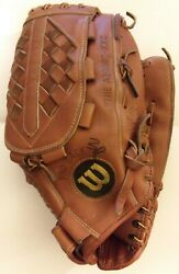 Wilson The A2000 Xxc Leather Pre-softened Softball Glove Japan 13 Vintage Fr/sh