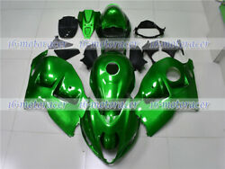 Fairing Fit For 1997-2007 Gsx-r 1300 New Green Full Injection Plastics Set S11