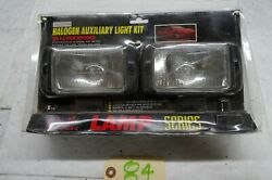 Willys Jeep Ford Chevy Scout Rat Rod Auxiliary Driving Lights