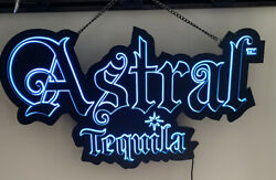 Astral Tequila Neon Sign