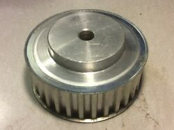 190 Timing Pulley 30 Teeth 3/8 Pitch 1.31 Inside Width 1/2 Bore 2.35 Hub Dia