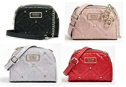 Shanina Mini Crossbody Bags Double Zip Women Purse With Paper Bag NWT VG743269 $32.99