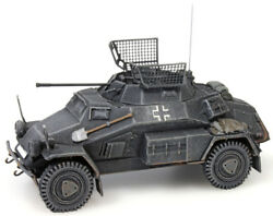Ho Roco Minitanks 7th Panzer Army Armored Car A1074.387.106-gr Hand Painted
