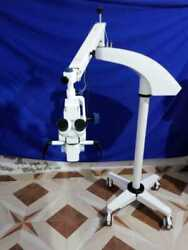 Ent Microscope 5 Step 45 Degree Lab And Dental Medical And Lab Equipment, Devices