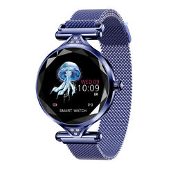 H1 Female Predict Menstrual Cycle Remind 1.04inch Dynamic Heart Rate Monitor