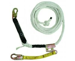 Guardian 100and039 Polydac Rope Vertical Lifeline Assembly