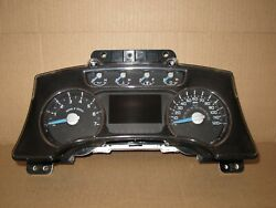 2014 14 Ford F150 Truck King Ranch / Lariat Speedometer Cluster 91k