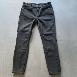 Calvin Klein Mid rise Skinny Jeans Womens Size 30 x 26 $22.33