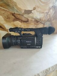 Panasonic Camera P2 Hd Handheld Camcorder Ag-hpx255pj Used Two Avalible 2