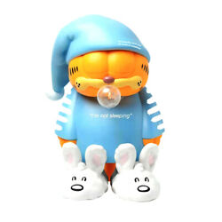 Zcwo Garfield '' I Am Not Sleeping'' Pvc 50cm20inch Collection Toy In Stock