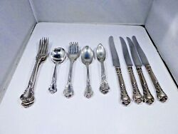 Gorham Chantilly 6 Piece Place Setting For 4