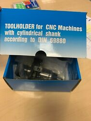 Bmt45 Live Axial Drill/mill Tool Holder Dw220-da45-20 With External Coolant
