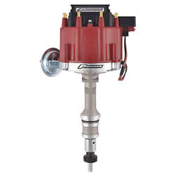 Proform 66969r Hei Distributor Street/strip Red Cap Built-in Coil For Ford 289-3
