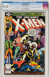 Uncanny X-men 132 Cgc 9.4 Off-white To White Pages 1980 Marvel Comics G-142
