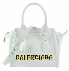 Designer Balenciaga Monday Bowling Leather Bag - Brand New with Tags $1,217.08