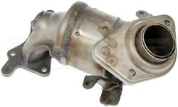 Exhaust Manifold With Integrated Catalytic Converter Fits Honda Fit 674-081