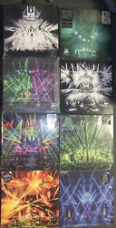 Umphrey's McGee Hall Of Fame Collection Vinyl LP 2010-2017 And Rare Picture Disc