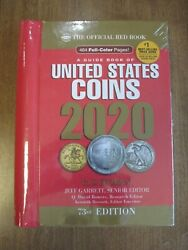 2020 Whitman Official Red Book Of Us Coins- 73rd Edition - Hidden Spiral New20