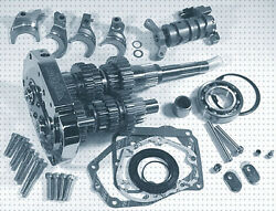 6-speed Transmission Gear Set Indian Chief Classic Vintage Deluxe Roadmaster