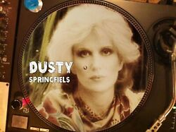 Dusty Springfield - I Only Want To Be With Yo Rare 12 Picture Disc Lp ⭐️⭐️⭐️⭐️⭐