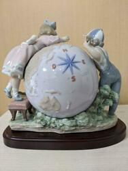 Lladro Voyage Of Columbus 5847 Lladro Mark Signed And Dated