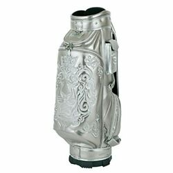 Winwin Style (Winwinstyle) Caddy Bag Premium King Of Golf (Lion Design) Cart Bag $780.00
