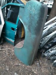 1965 Chevrolet Chevelle Ss 396 Driver Fender With Wheel Well No Rust Made In Usa
