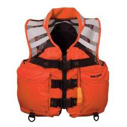 Kent Mesh Search And Rescue Commercial Vest 2xl 151000-200-060-12