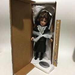 Mary Hoyer 1994 Brunette Charm Picture Frame Custom Exclusive Doll Figurine See