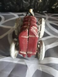 Vintage Fordson Cast Toy Tractor