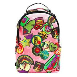 Brand New SPRAYGROUND Rocket Life Synthetic Leather Bag Backpack $49.99