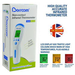 Berrcom Infrared Digital Contactless Body Heat Temperature Measure Thermometer