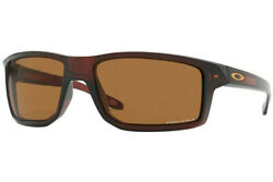 Oakley Gibston Prizm Polished Rootbeer Sunglasses OO9449 0260 $89.95