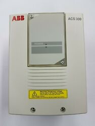 Abb Ac Drives Acs311-2p7-3 Frequency Converters For Speed Control Brand New