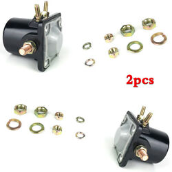 For Johnson Omc Evinrude Outboard Motor 383622 Starter Solenoid Switch Relay 2x