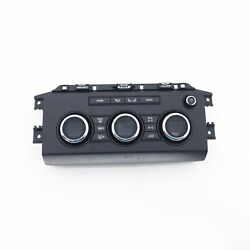 Climate Control Panel Land Rover Discovery 5 V 9.16- Switch Climate Heater