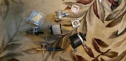 Lycoming Vacuum System Pump Adapter And Related Parts