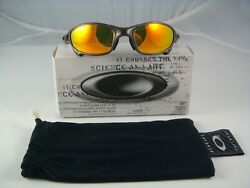 New VERY RARE Oakley SCOTTY CANNON X- METAL SIG. SERIES Juliets  ONLY 6 EXISTS
