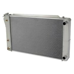 For Chevy Blazer 69-72 Afco Muscle Car Performance Radiator W Dual Fan