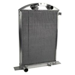 For Ford 1/2 Ton Pickup 37 Afco Street Rod Performance Radiator W Fan