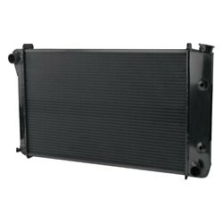 For Chevy Camaro 70-81 Afco Muscle Car Performance Radiator W Dual Fan