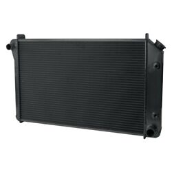 For Chevy Monte Carlo 78-87 Afco Muscle Car Performance Radiator W Dual Fan