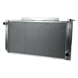 For Chevy S10 82-93 Afco 80240-p-db-y Muscle Car Performance Radiator W Dual Fan