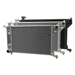 For Ford Mustang 94-95 Afco Muscle Car Performance Radiator W Dual Fan