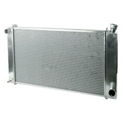 For Chevy C20 Suburban 67-72 Afco Muscle Car Performance Radiator W Fan